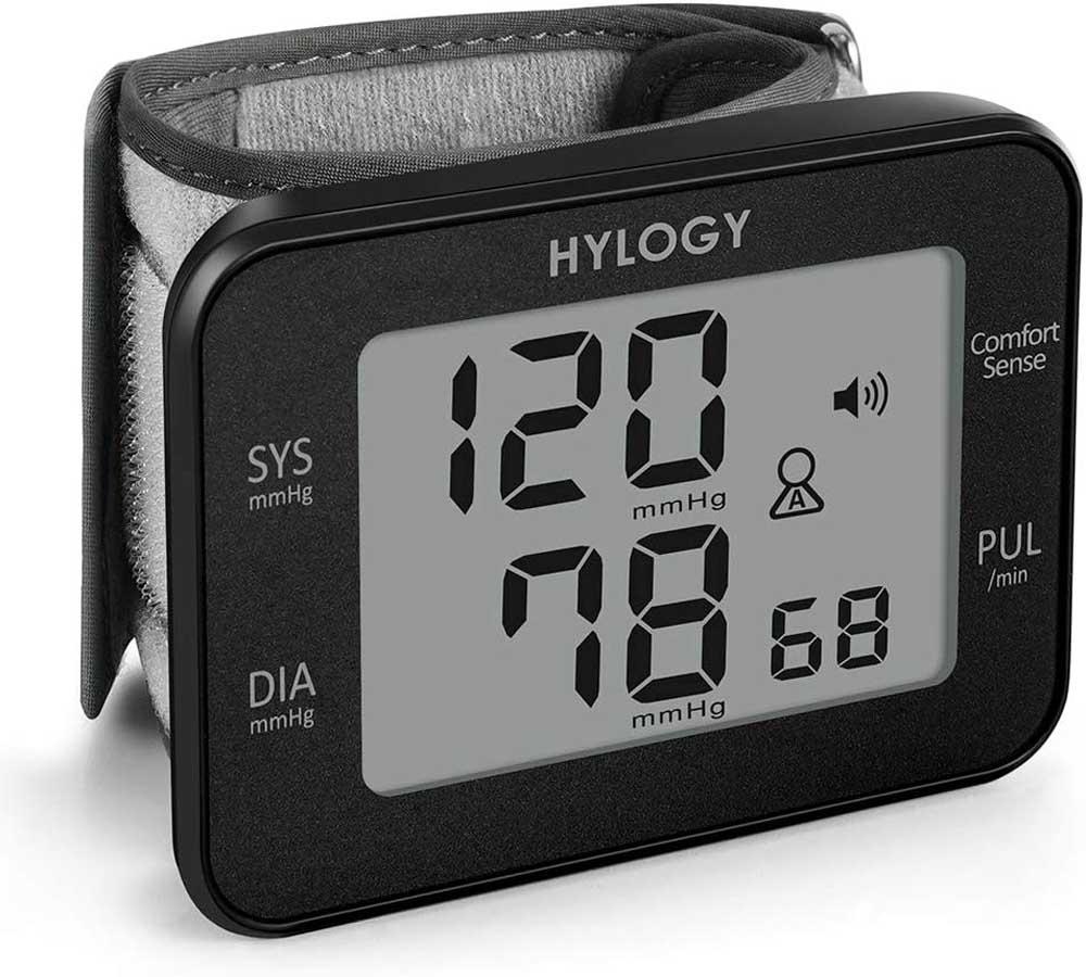 Tensiómetro de muñeca Hylogy AS 55G