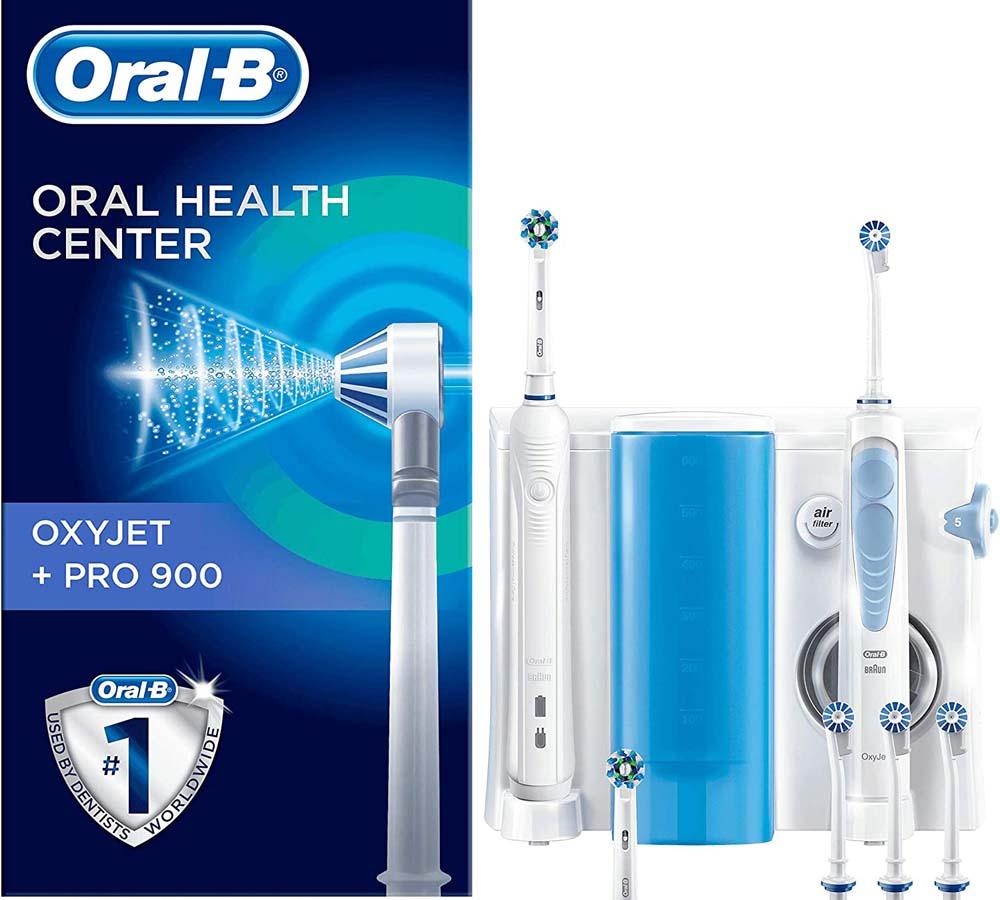 Irrigador Oral-B PRO 900 Oxyjet