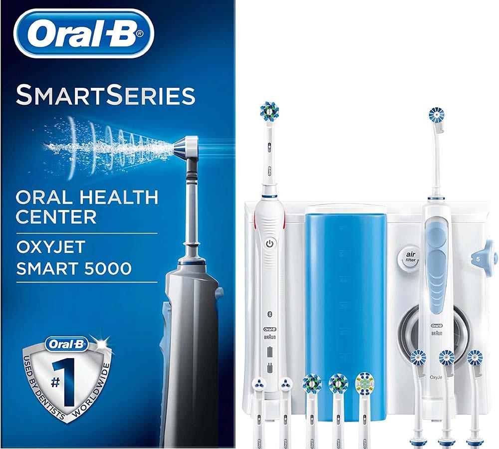Irrigador Oral-B Smart 5000 Oxyjet