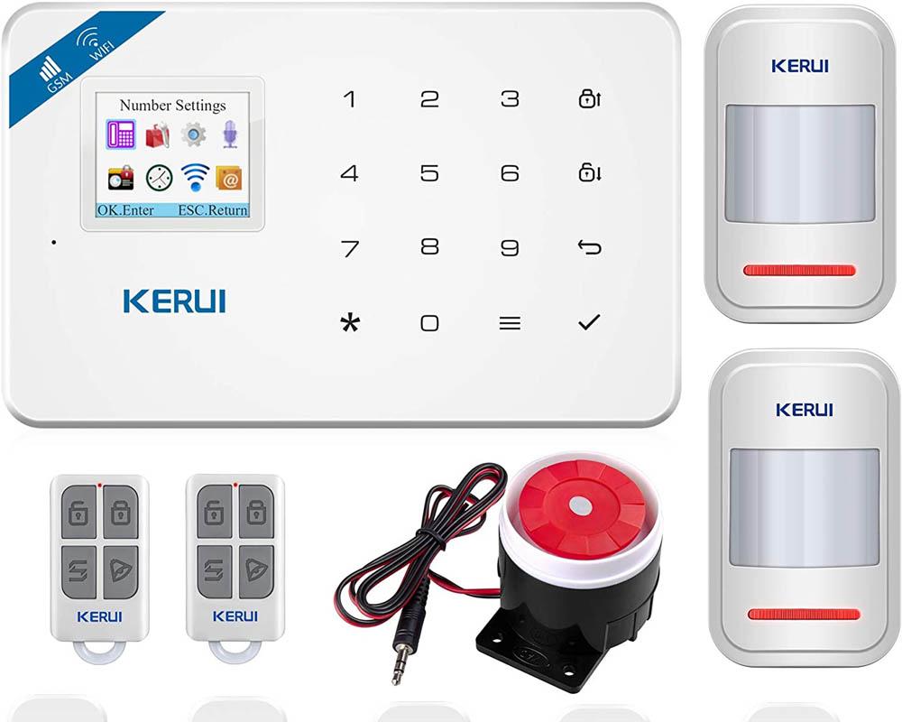 Alarma de seguridad KERUI WG18
