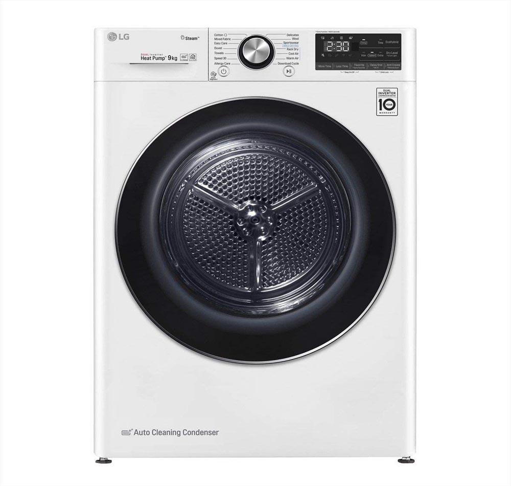 Secadora de ropa LG RC90V9AV2W