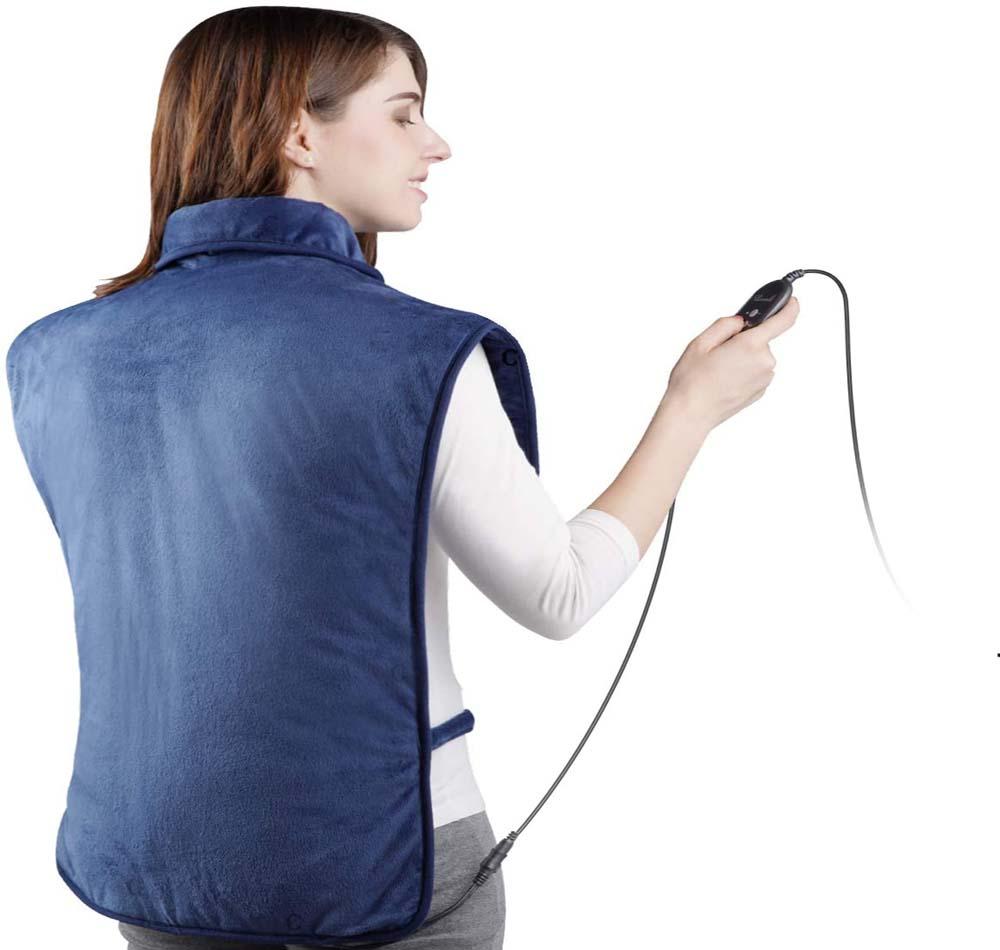 Manta eléctrica lumbar Levesolls
