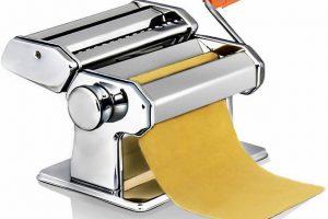 Las 10 mejores máquinas para hacer pasta