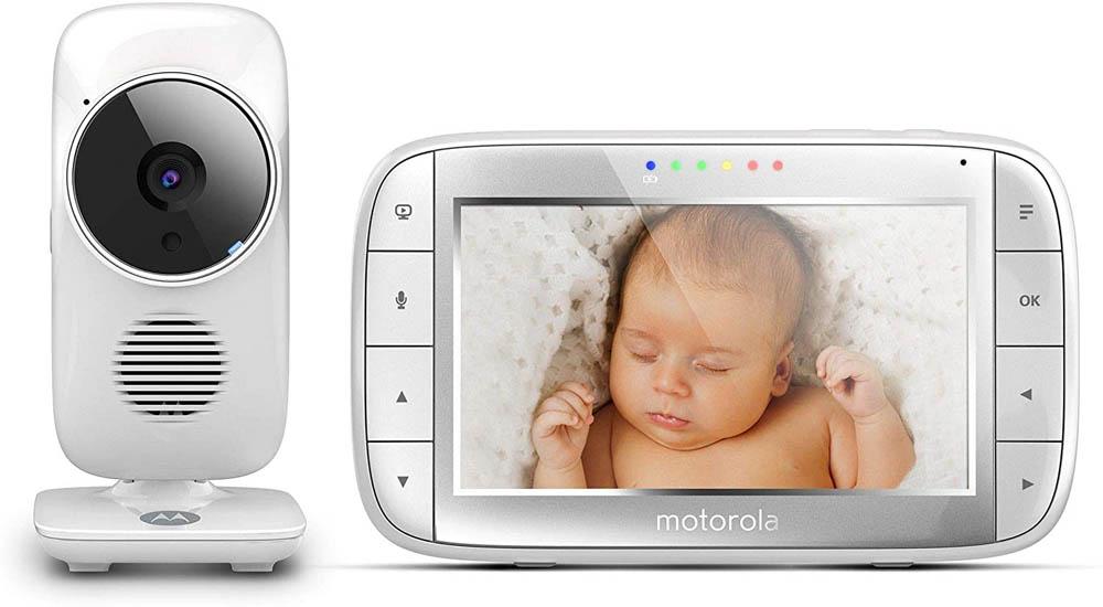 Vigilabebés Motorola Baby MBP 48