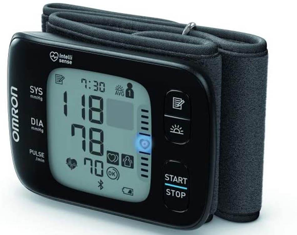 Tensiómetro de muñeca OMRON RS7 Intelli IT