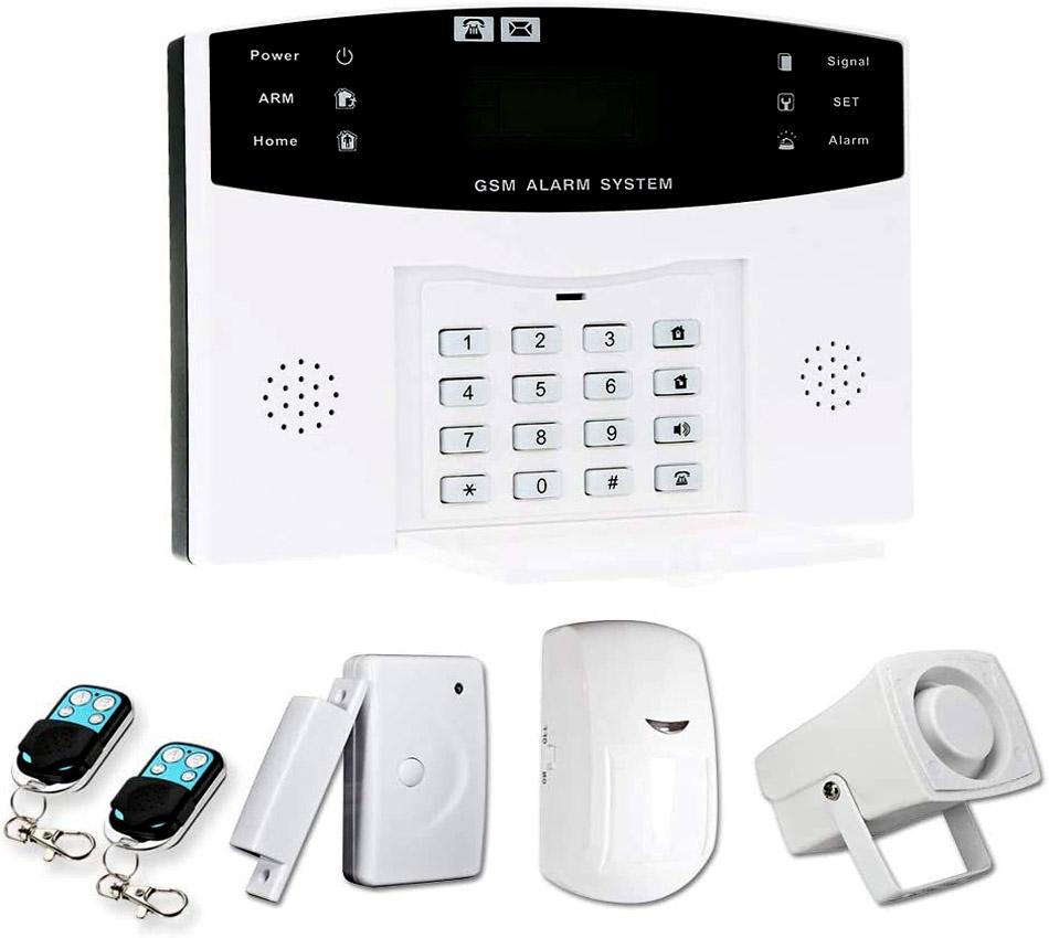Alarma de seguridad OWSOO 433MHz