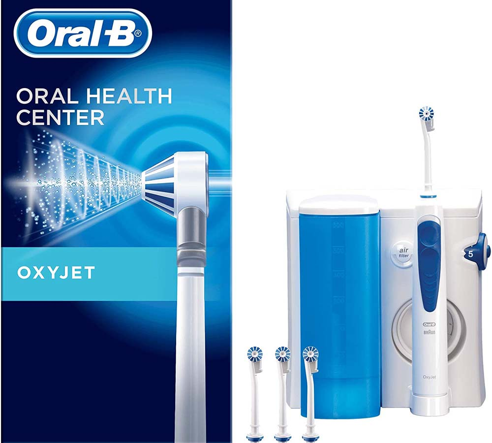 Irrigador Oral-B Oxyjet