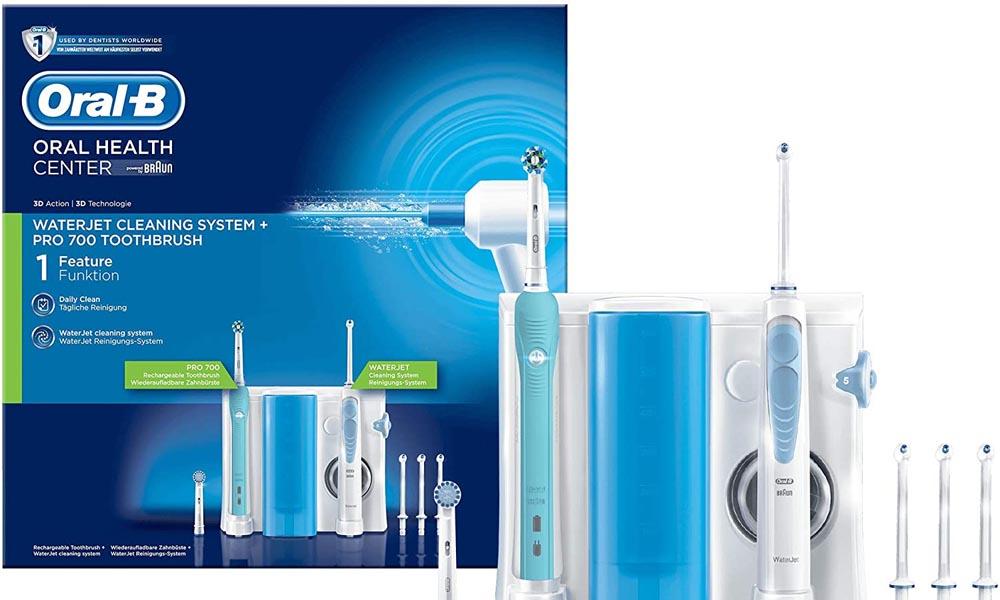 Irrigador Oral-B Pro 700 Waterjet