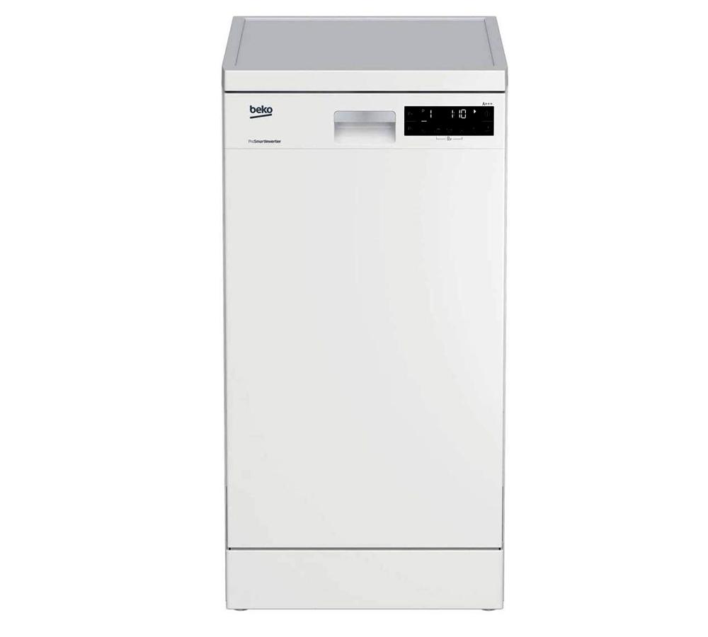 Lavadora de 45 Beko DFS28021W