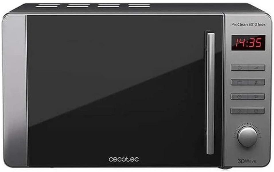 Microondas de acero inoxidable Cecotec ProClean 5010