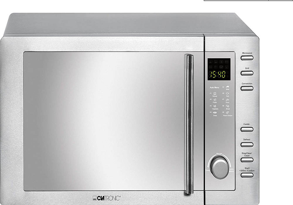 Microondas con grill Clatronic MWG 775 H