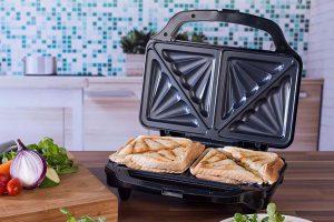 Las 9 mejores sandwicheras con grill