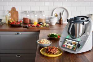 Los 9 mejores robots de cocina