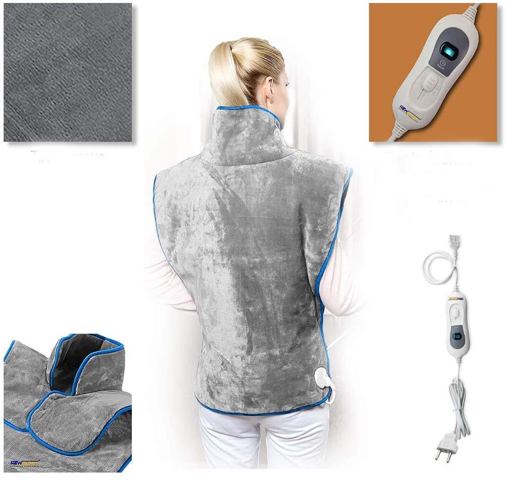 Manta eléctrica lumbar Newsumit N1000202