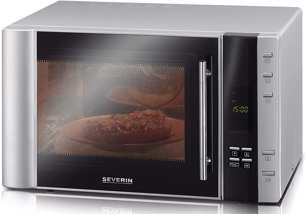 Microondas con grill Severin MW 7825